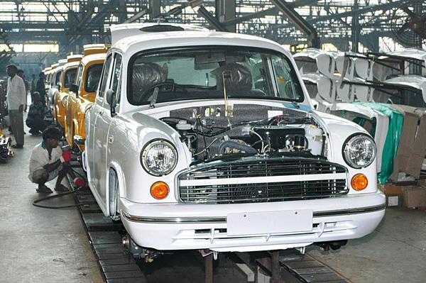 End Of The Road For The Ambassador As Hindustan Motors Halts Production
