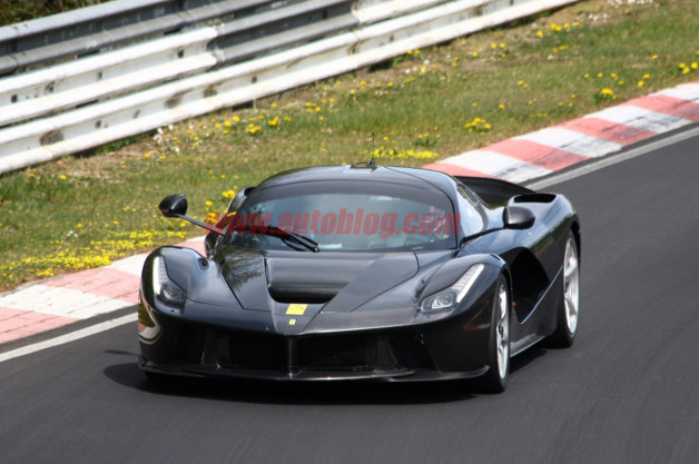 Ferrari LaFerrari XX Coming Early Next Year With F1 Engine