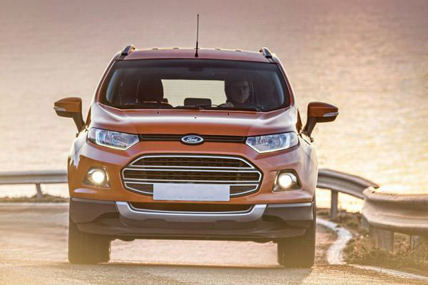 Ford Registered 83% Growth in April 2014 Thanks to EcoSport