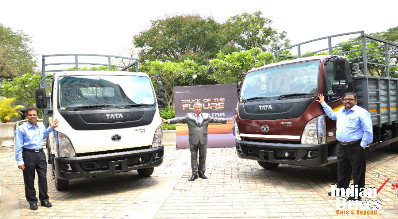 Tata Ultra range