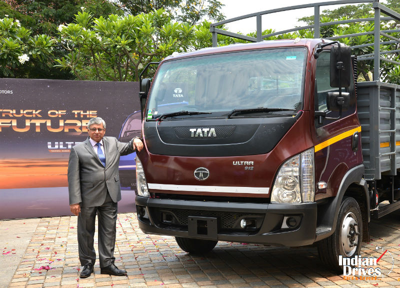 New Tata Ultra range of trucks