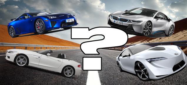 Lexus Will Use BMW I8 Hybrid Technology In The New LFA