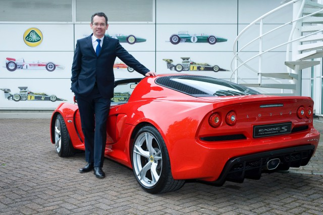 Lotus Appoints New CEO Hints At A Transformation Plan