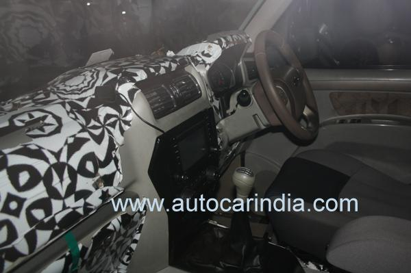 Mahindra Scorpio Facelift Interiors