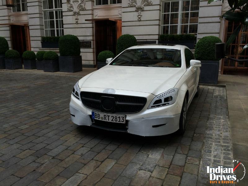 Mercedes Benz CLS (C218) Facelift