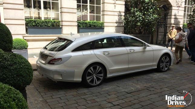 Mercedes Benz CLS (C218)