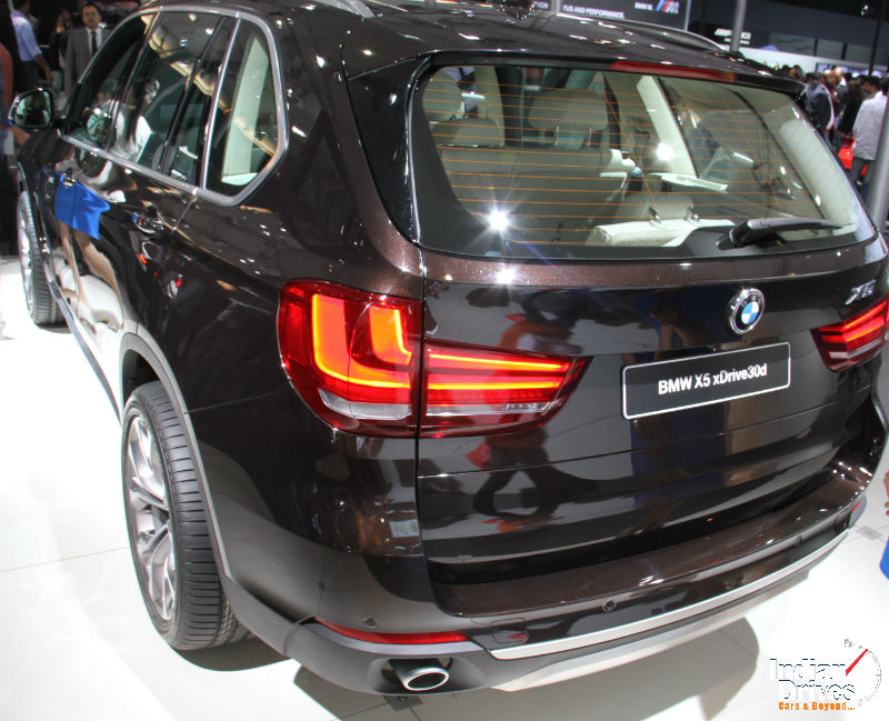 New BMW X5 Launched in India