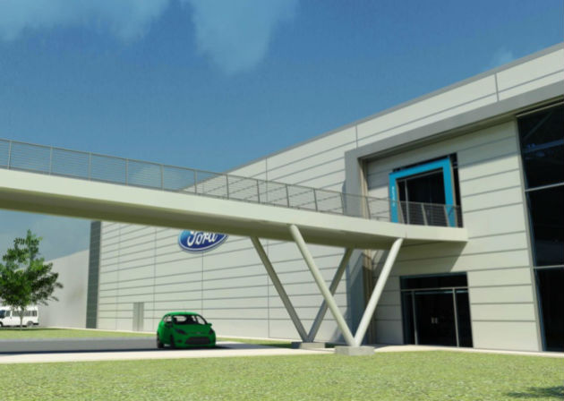 New Ford Training Centre