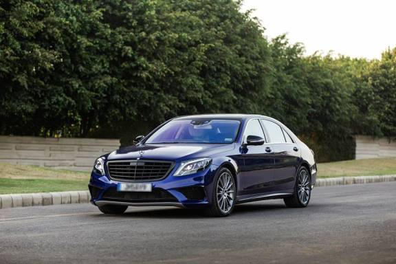 New Mercedes-Benz S-Class Designed by DC