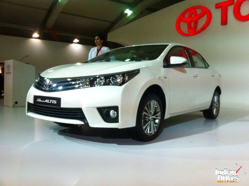 New Toyota Corolla Altis Launched for Rs 11.99 Lakh ex-showroom Delhi