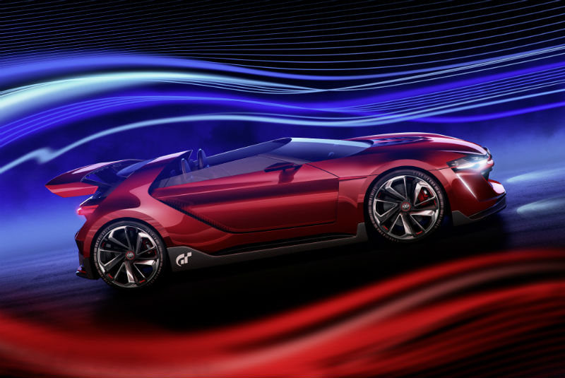 New Volkswagen GTI Roadster