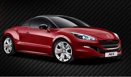 Peugeot RCZ Red Carbon Special Edition