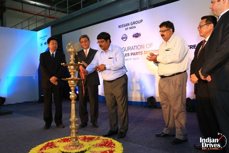 Nissan Parts Distribution Centre Chennai