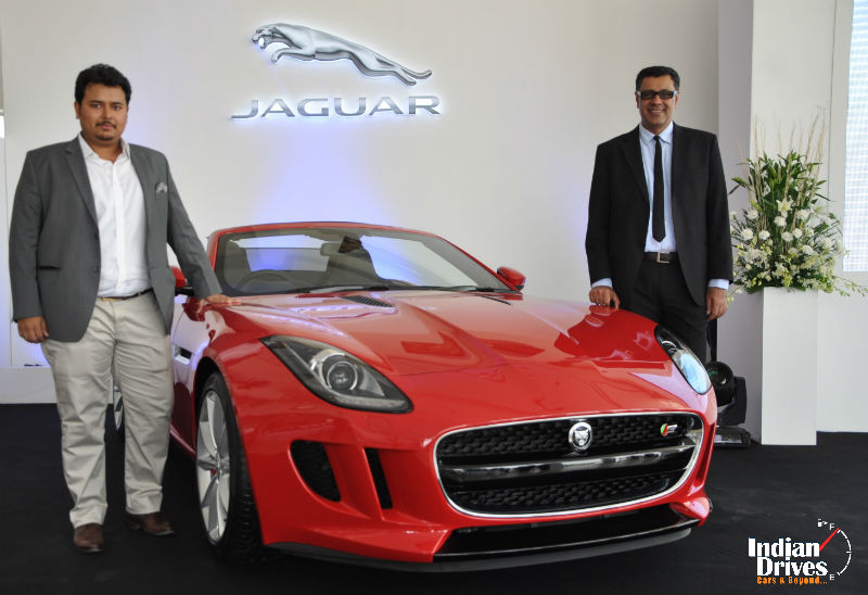 Jaguar Land Rover Inaugurates its First Showroom in Raipur