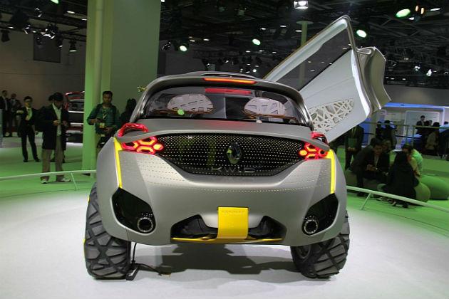 Renault KWID front View