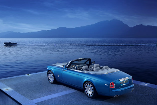 Rolls-Royce Waterspeed Collection Edition