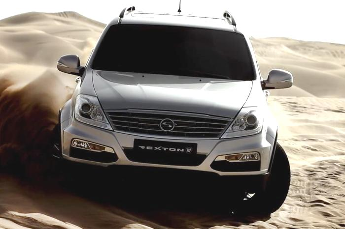 SsangYong Rexton Mid-Variant RX6 Launched for Rs 19.96 lakh