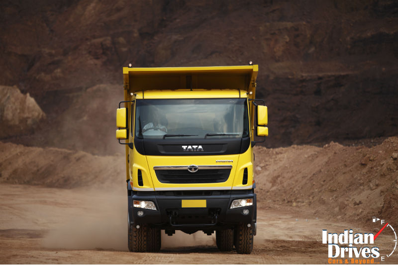 Tata Motors launches Tata Prima trucks
