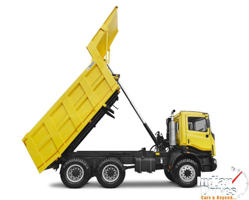 Tata Prima trucks model