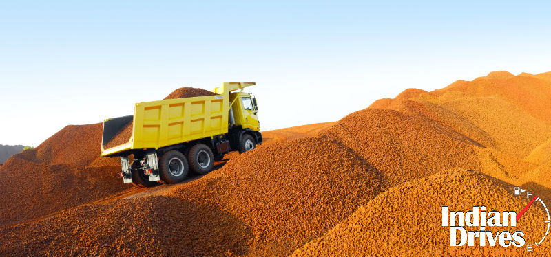 Tata Prima trucks