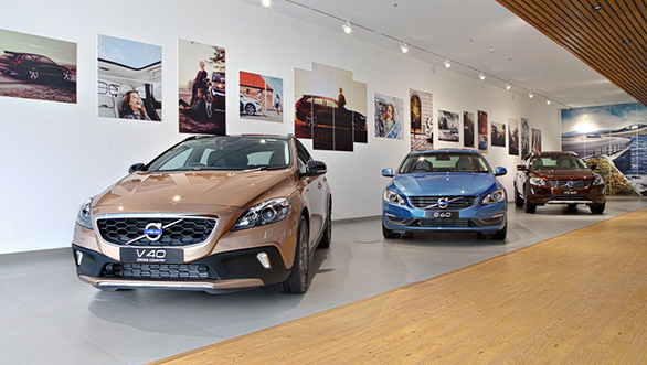 Volvo Opens New Dealership In Chandigarh Indiandrives Com