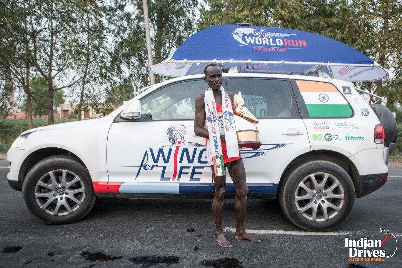 Wings for Life World Run 2014 India
