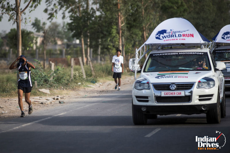 Volkswagen India partners with Wings for Life Foundation as the official car partner for World Run