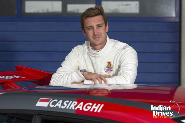 Pierre Casiraghi to makes his race debut in Scirocco R-Cup