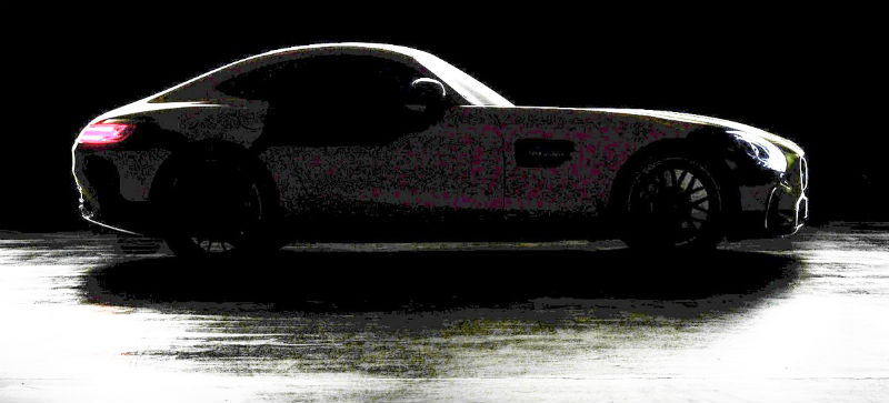 Mercedes-AMG GT Teased