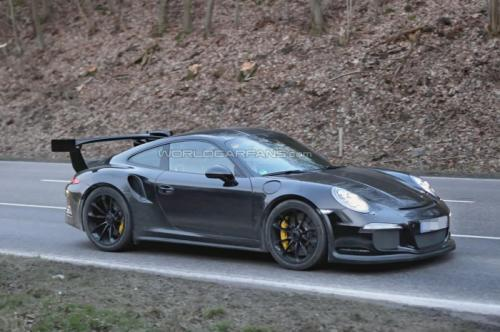 2014 Porsche 911 GT3 RS To Go Turbo
