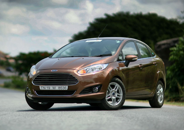 2014 New Ford Fiesta Launched in India for Rs 7.69 lakh