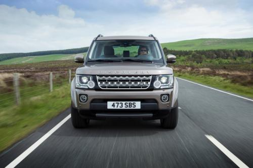2015 Land Rover Discovery Revealed with Minor Updates