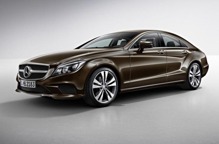 2015 Mercedes-Benz CLS Facelift Revealed
