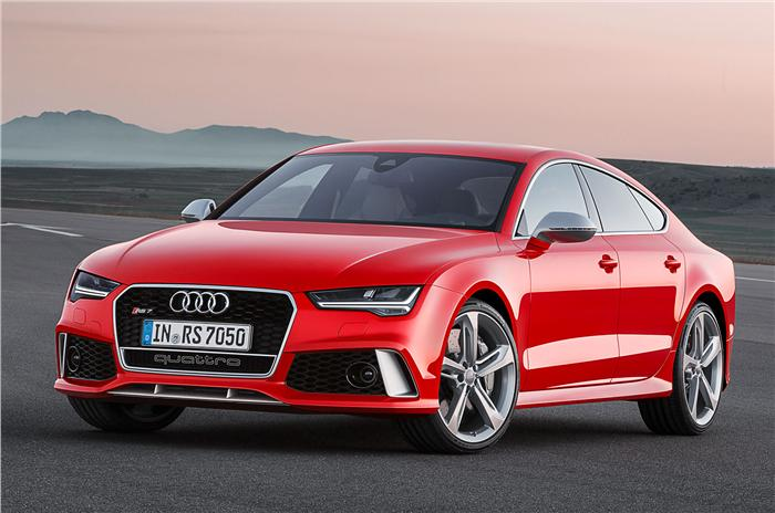 Audi RS7 Facelift Revealed