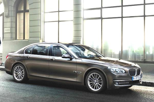 BMW 7-Series High Security Launched in India