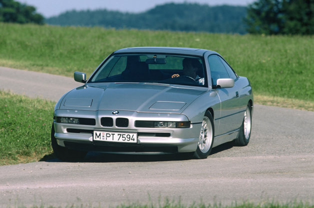 BMW 8 Series Turns 25