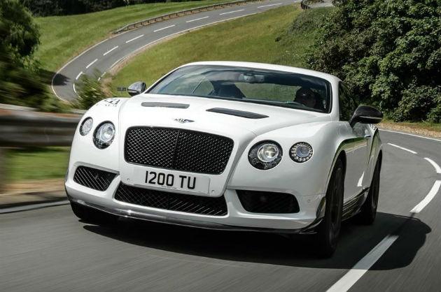 Bentley GT3-R Review