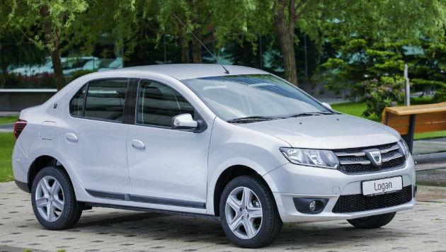 Dacia Logan 10th Anniversary Edition Launched in Romania