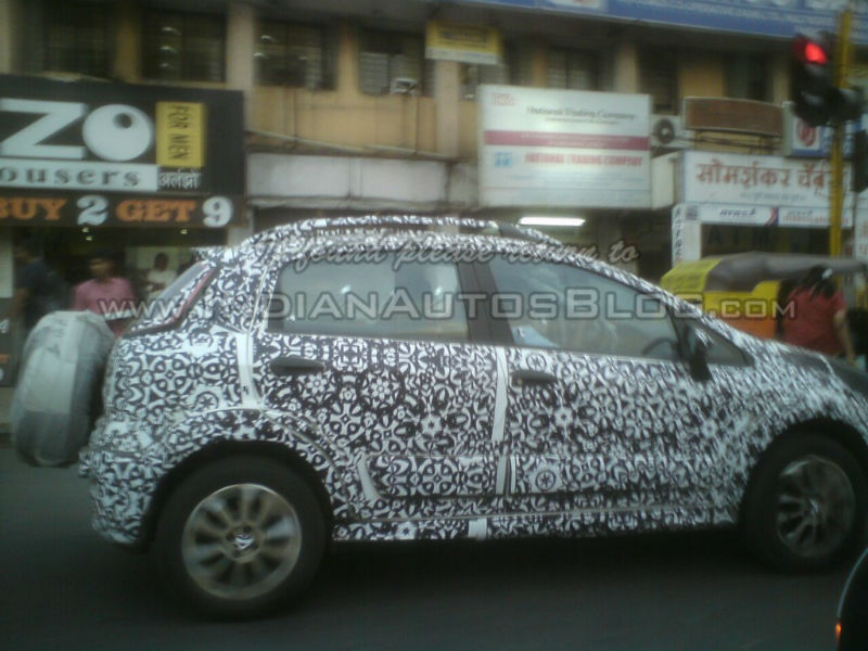 Fiat Avventura Spied Ahead of Its Festive Season Launch