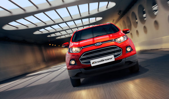 Ford India Witnessed Double Fold Growth in May 2014