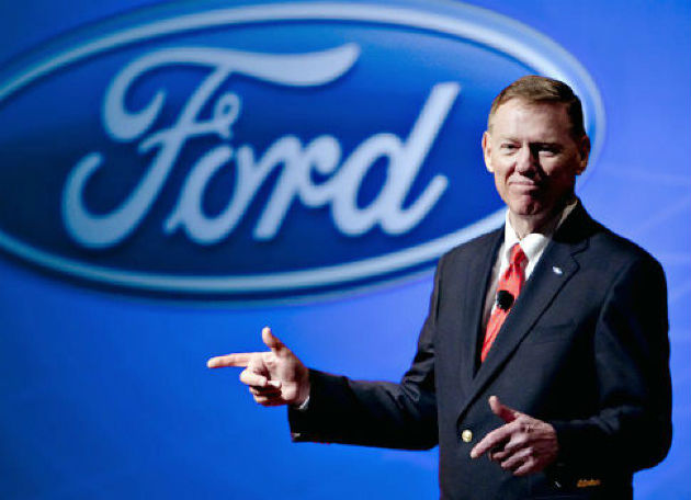 Ford cuts water use two years ahead of schedule: 2013-2014 Sustainability Report