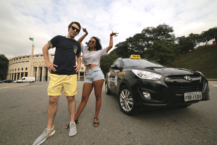 Hyundai and Copa90 Offer Football Fans Free Rides
