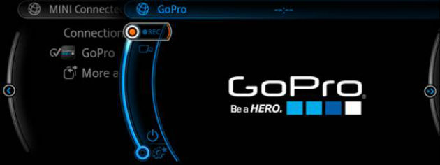 MINI Launched New App To Control GoPro Cameras While Travelling