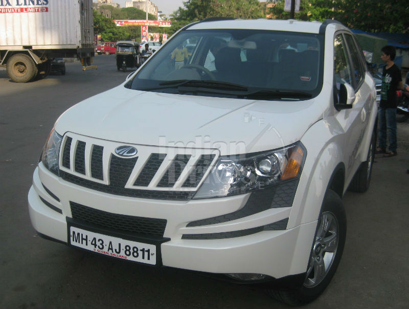 Leaked: Mahindra Xuv500 Sportz Limited Edition Appear Online