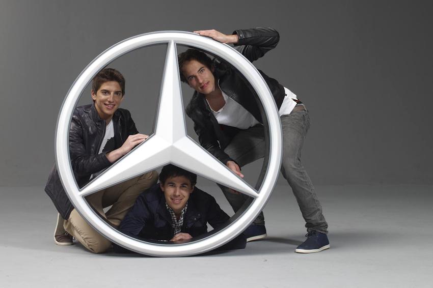 Mercedes-Benz Announces Season II of Young Star Driver Programme