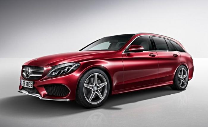 Mercedes-Benz C-Class Estate AMG Revealed Officially