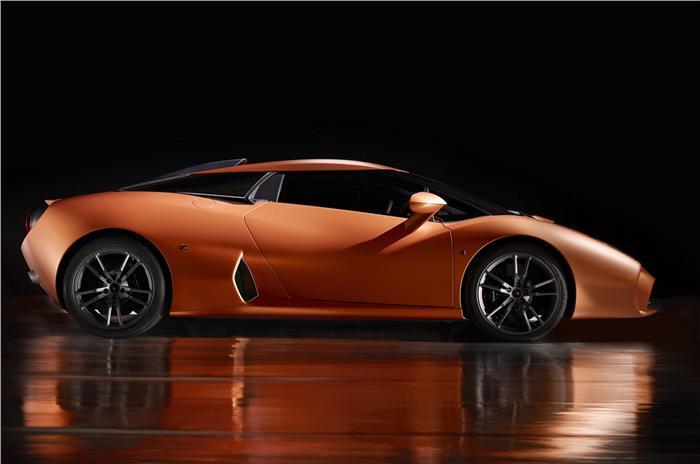 New Lamborghini 5-95 Zagato