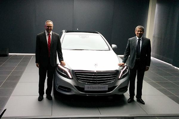 New Mercedes-Benz S 350 CDI Diesel Launched in India at Rs 1.07 crore