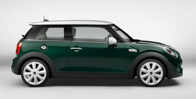 New Mini Cooper SD