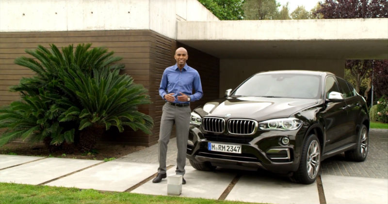 New Second-Gen BMW X6 Explained